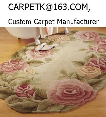 China oem hand tufted carpet, China hand tuft carpet, China wool carpet, Chinese hand tufted carpet