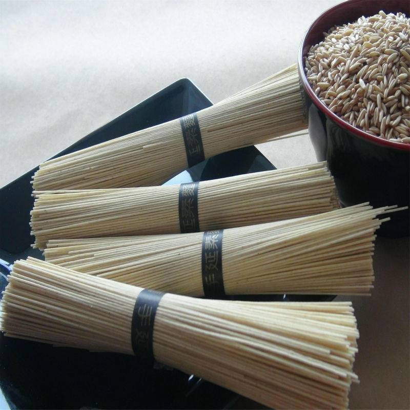 Organic non fried Oat Noodle
