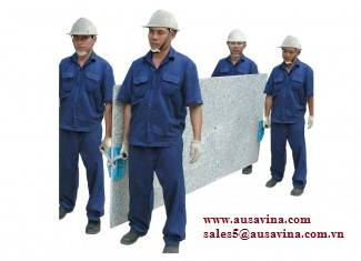 DOUBLE HAND CARRY CLAMPS - Ausavina stone tool machine,granite, marble, clamp, stone clamp, material