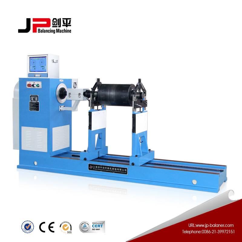 JP Large water pump impeller balancing machine
