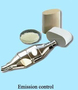 Honeycomb Ceramic/Metal Substrate