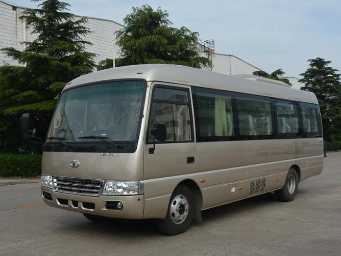 22 Seats Commercial City Mini Bus