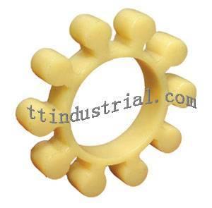 Plum cushion/elastomer for couplings