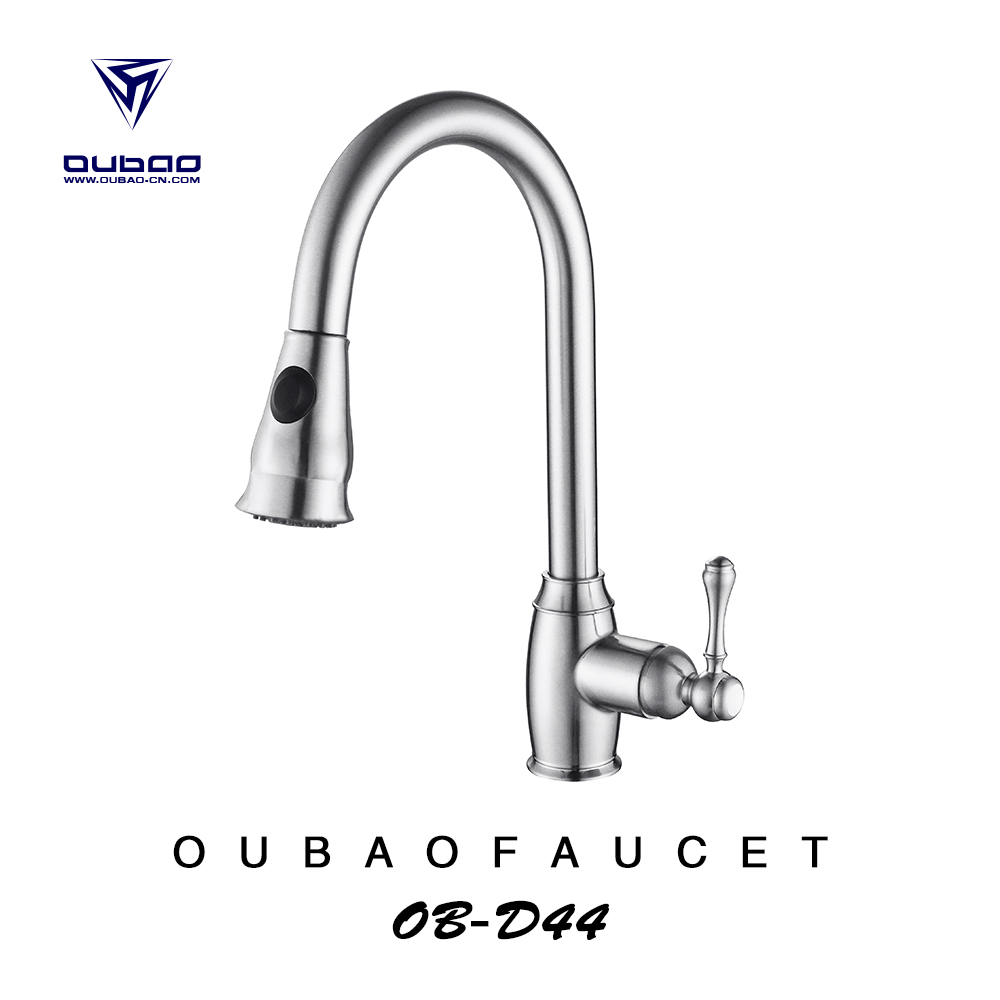 Retro 2 Function Pull Out Kitchen Faucet Kitchen Mixer Sink Faucets Kitchen Tap
