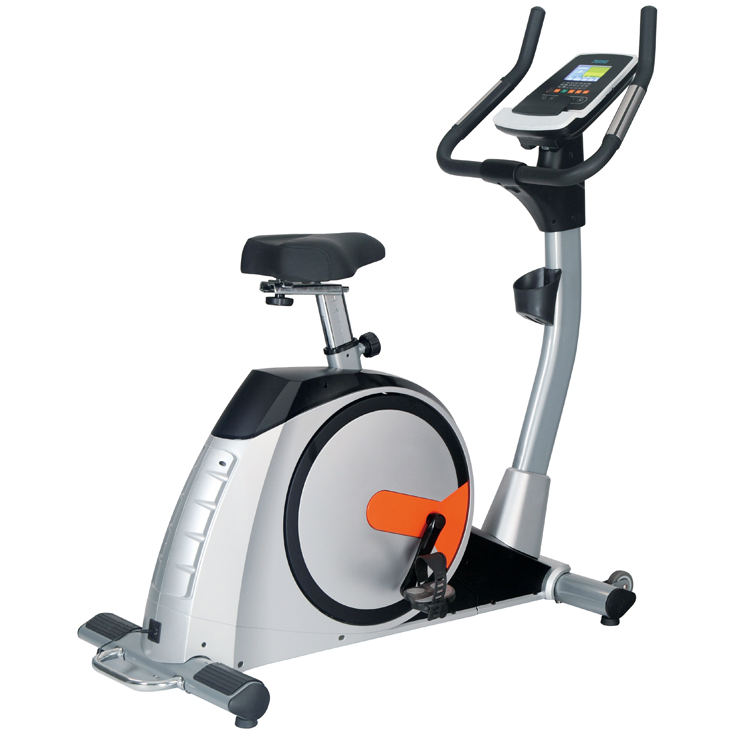 GS-8728P Gym Fitness Deluxe Body Fit Indoor Programmable Commercial Exercise PMS Magnetic Bike