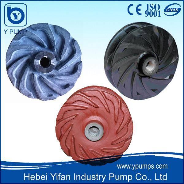 Shijiazhuang Pump Impeller, Centrifugal Pump Impeller, Sewage Pump Parts