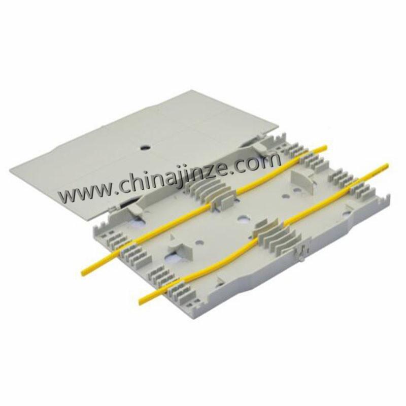 12 core fiber optic drop cable splice tray