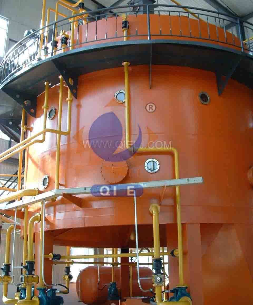 oil extraction machine/oil extraction equipment/rotocel extractor/solvent extraction machinery