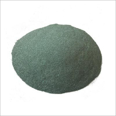99% FEPA Standard 70# Green Silicon Carbide used for coated abrasive raw materials