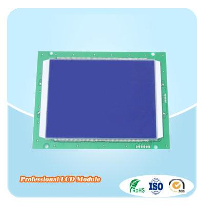 Programmable segment lcd display