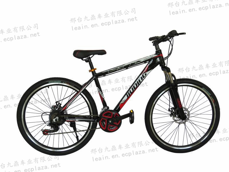 "26"" MTB bicycle/alloy frame,disc brake,shifting bike/high quality,good-looking bicycle-jd38"