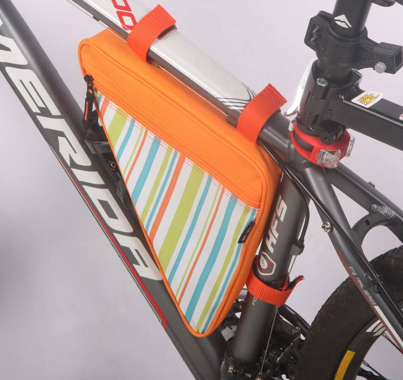 bicycle frame bag bike bag