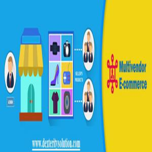 Multivendor e-commerce Software, Multi-Vendor Marketplace Script