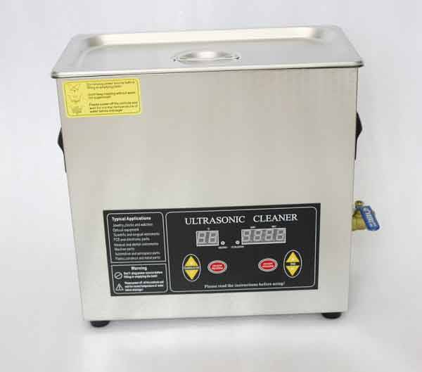 10L Digital dispaly ultrasonic cleaner