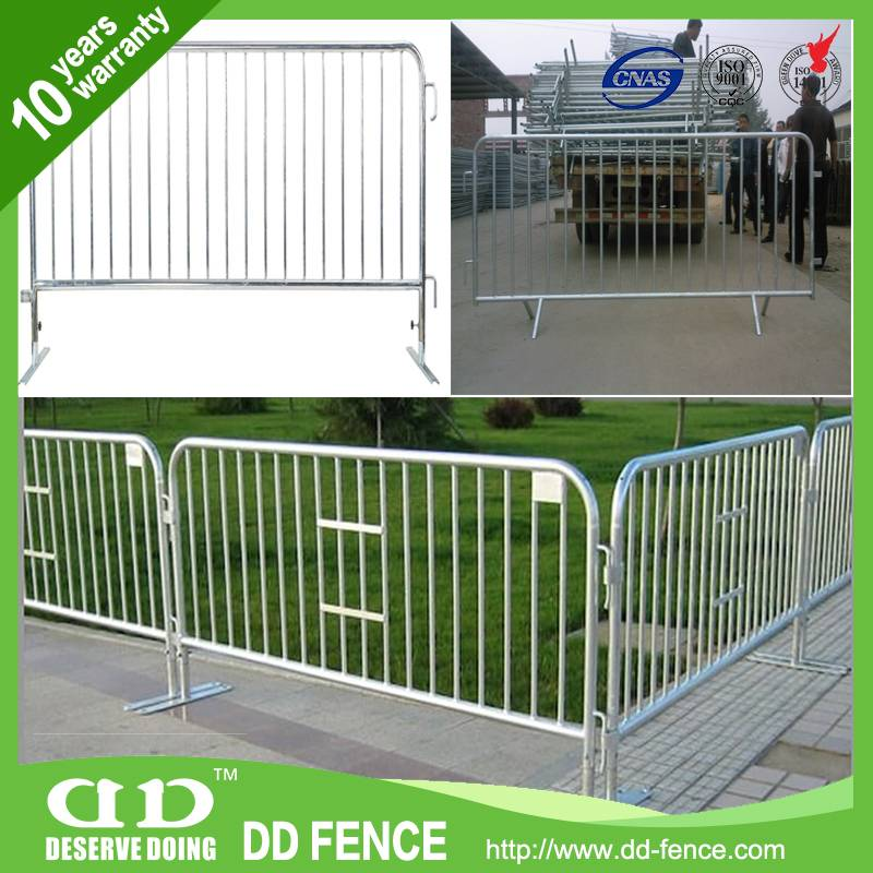 China manufacturer high quality Pedestrian Control Barriers
