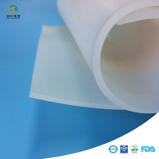 top quality 1mm silicone rubber sheet