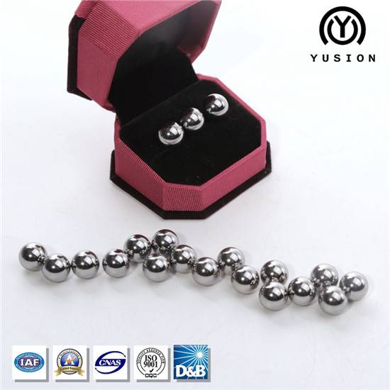 China Factory Yusion Free Samples 4.7625mm - 150mm 52100 Bearing Ball (G10-G600)