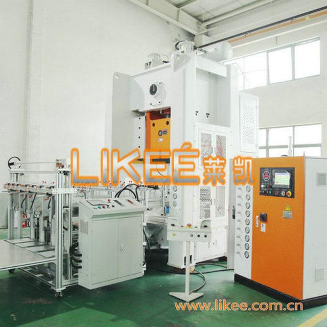 Silver foil container machineryLK-T80