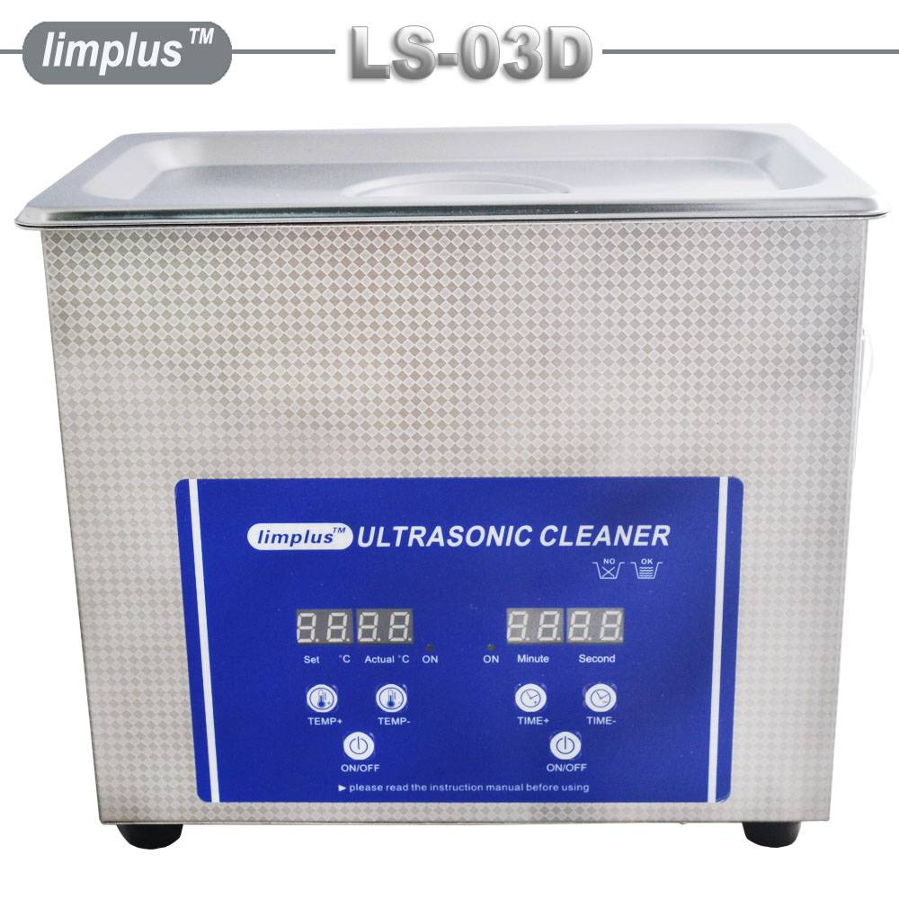Limplus Automatic Ultrasonic Washer For Electronic Cigarette Parts Oil Remove