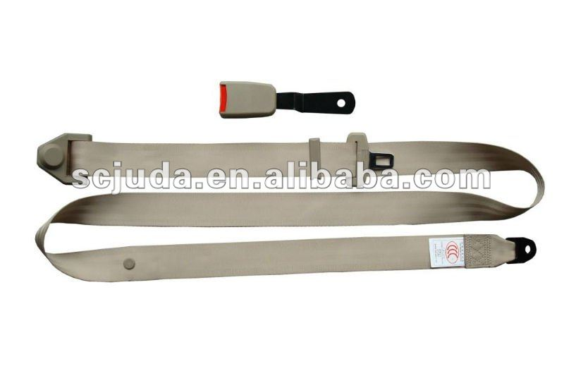 minibus 3-points Static seat belt