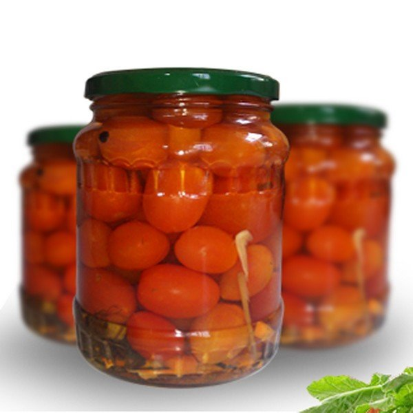 CANNED RED CHERRY TOMATOES (Ms. Angela - WhatsApp: +84 165 582 7745)