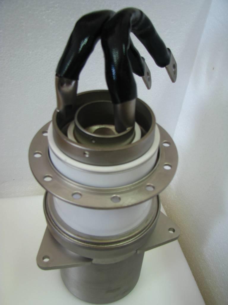 electron tube vacuum tube power grid tube