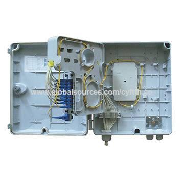 SMC 16C Optic Split Box, Indoor & Outdoor Application