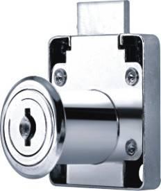 Cabinet lock drawer lock