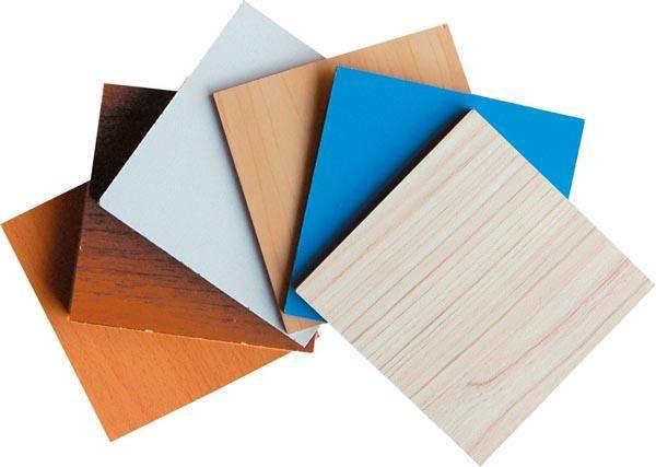 melamine fancy plywood