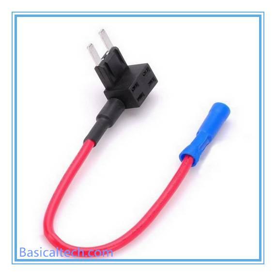 Custom Car Add a Circuit Automotive Mini Fuse Holder