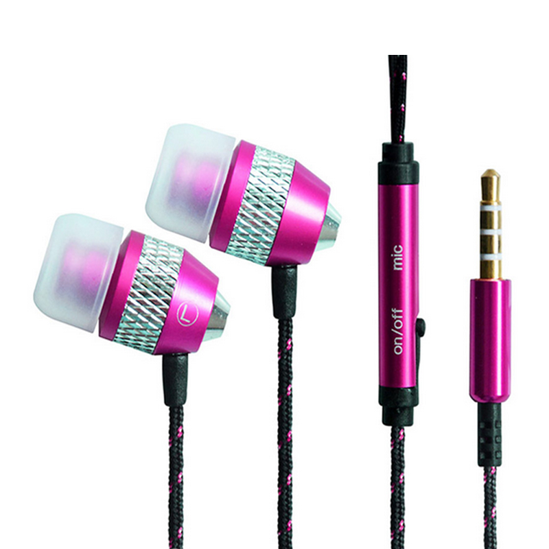 Fast delivery 3.5mm universal over ear earphone for PC