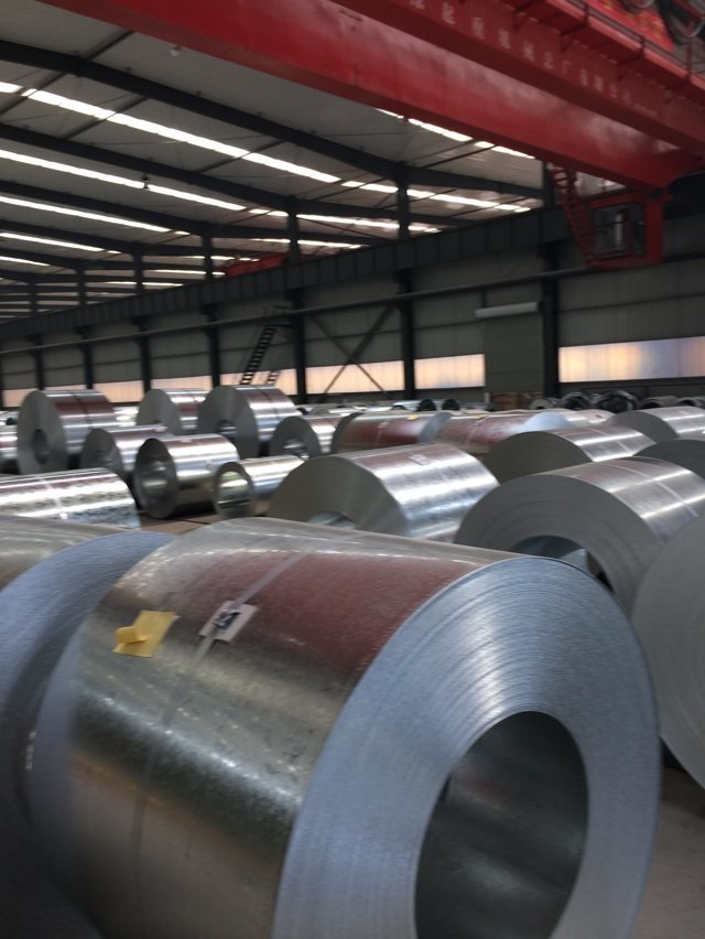GL galvalume steel coil