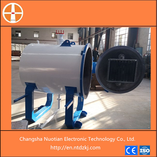 Graphite film heat treatment carbonization furnace