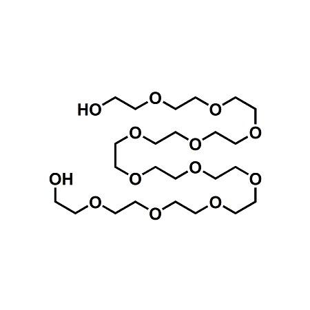 Dodecaethylene Glycol, HO-PEG12-OH, CAS#6790-09-6