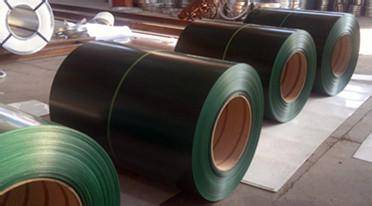 prime quality nice appearance ppgl steel coil