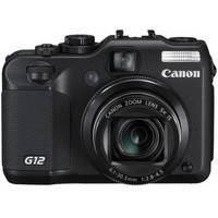 Canon Powershot G12 also known as Canon G12 Digital Cameras