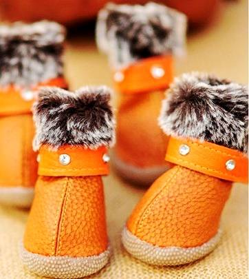 fashionable lovable pet shoes pet accessory