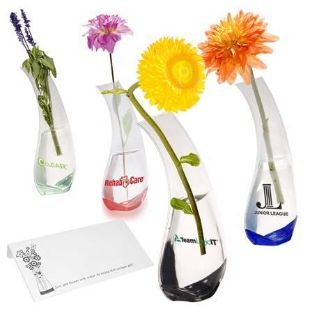 PVC Foldable Vase/Flexible Vase/Shatterproof Vase/Easy Storage Vase