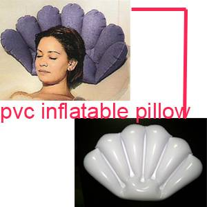 Cheap air type travel inflatable pillows for camping