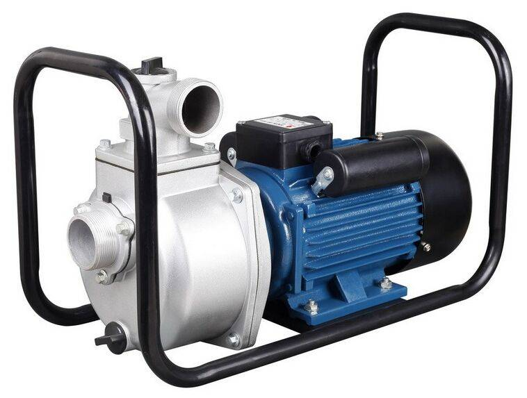 3HP-5HP DS Aluminum Centrifugal pump
