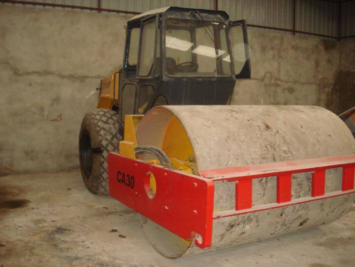 used road roller DYNAPAC CA30
