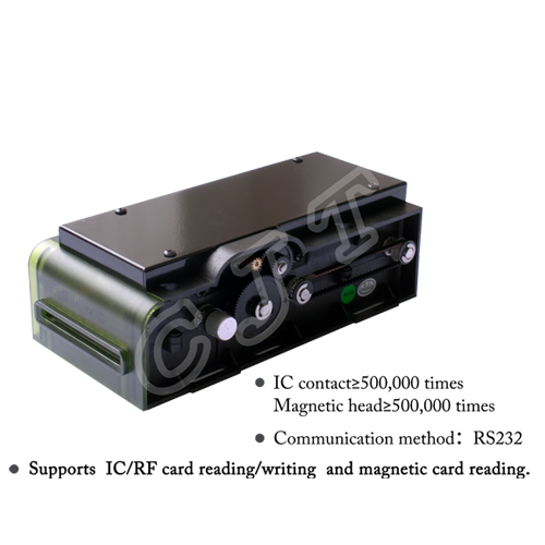 Motorized Card Reader/Writer CJT-A6 Card Reader Card Writer,