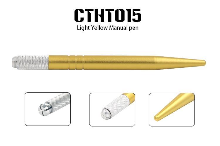 Permanent Makeup Microblading Pen Eyebrow Tattoo Manual Pen