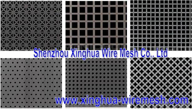 High Quality OEM Perforated/Punching Metal Mesh