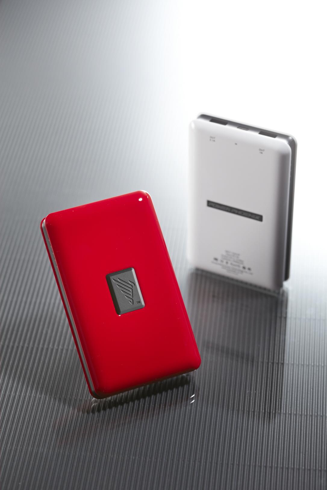 Portable Smart Secondary Battery
