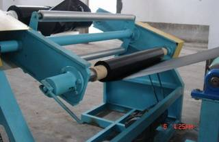FD-LYD1200-2  PE-Butyl Co-Extrusion Anticorrosion protechtion sticking Tape Production Line