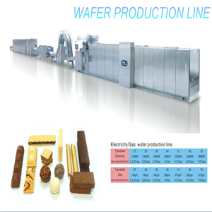 Saiheng Automatic Wafer Biscuit Machine