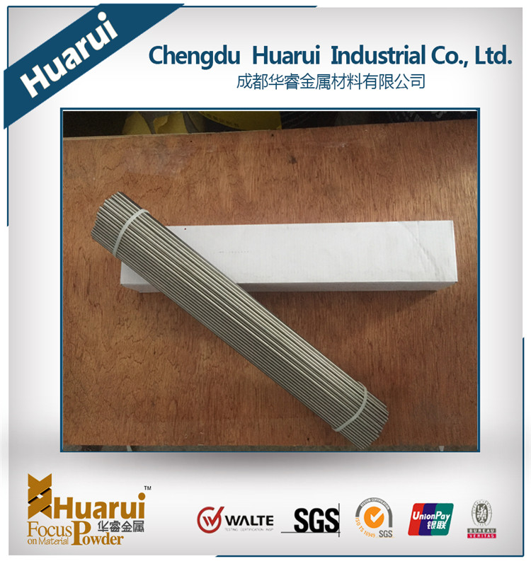 polished CoCrW alloy rods/ AWS ERCoCr-C rod/ cobalt 1 alloy rod