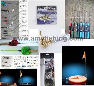 ice fishing, ice reel, ice rod, ice fishing tackle, ice fishing st, ice fishing beads, ice fishing l