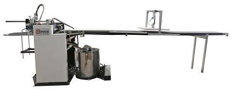 YX-6418E Automatic Paper Feeding & Gluing Machine